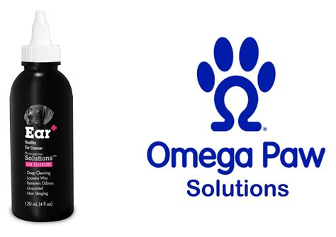 how to your to paw how to clean your dogs ears the proper way omega paw solutions paw