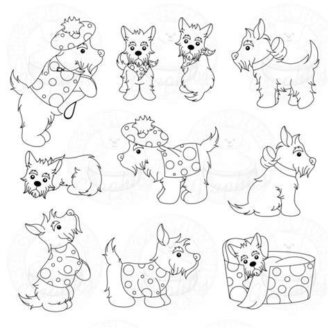 best photos of scottie dog outline dog outline