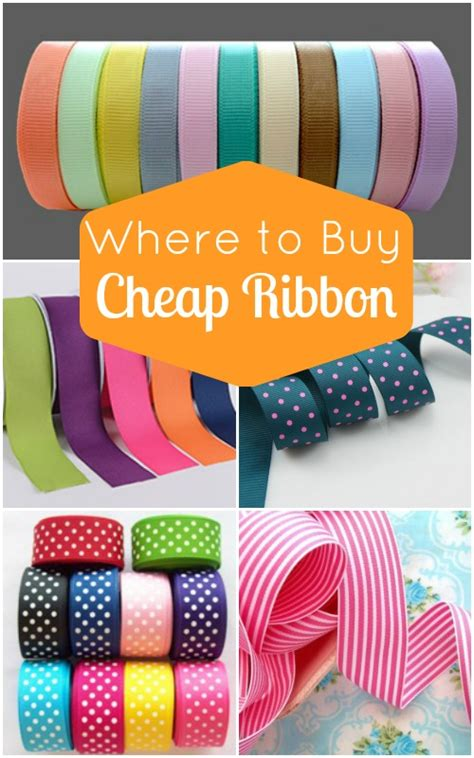 cheap crafts for where to buy cheap ribbon craftaholics anonymous