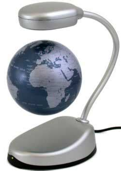 Ifo 3000 Levitating Objects For Your Desk by Floating Globe Freshome