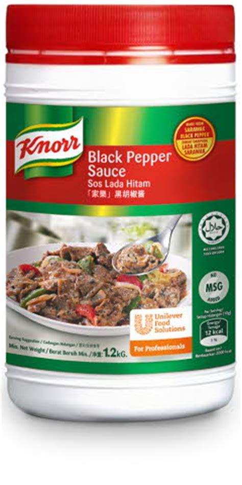 Knorr Barbeque Sauce 1 Kg knorr black pepper sauce 1 2kg unilever food solutions