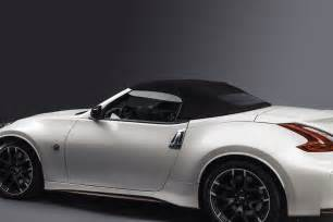 Nissan 370z Roadster Nissan 370z Nismo Roadster Concept Makes Its Debut In Chicago