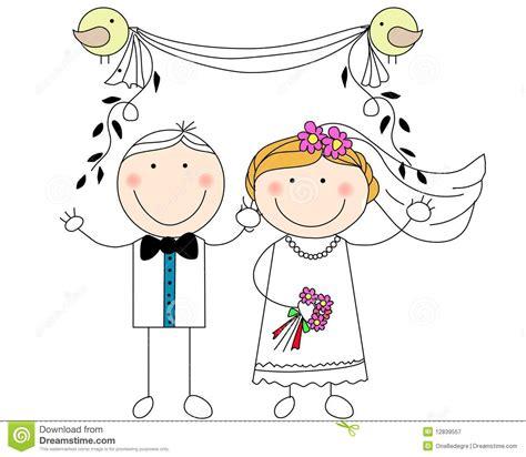 doodle wedding doodle wedding royalty free stock photography