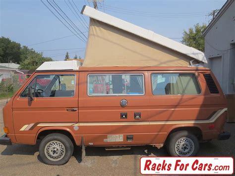 volkswagen roof racks vw vanagon westfalia with thule 300 roof rack racks for cars