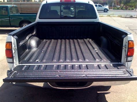 custom coat bed liner reviews sprayon bedlining service that uses the best bed lining