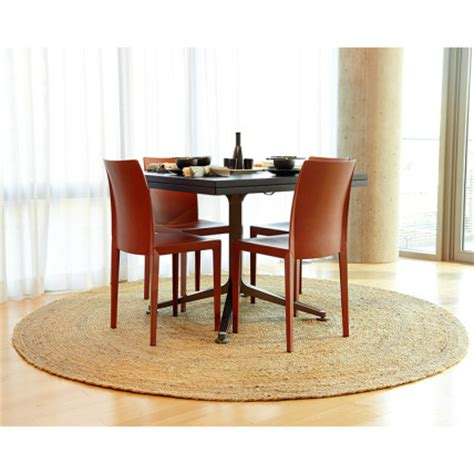 round rugs for dining room what is jute and why does it make such great area rugs