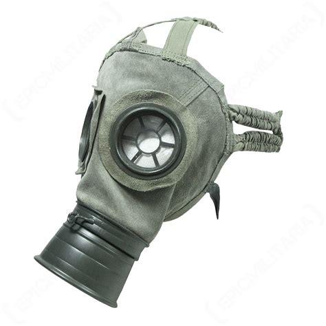 Masker Gas ww1 german gas mask epic militaria