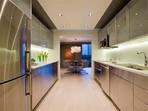 kitchen galley layout the guide how to design galley kitchen layouts actual home