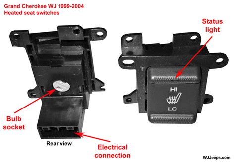 2002 jeep grand heated seat wiring diagram 2002