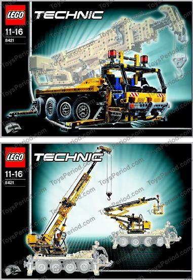 lego technic 8421 mobile crane lego 8421 mobile crane set parts inventory and