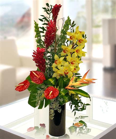 hotels in co de fiori valentines tropical flowers tropical flower arrangements