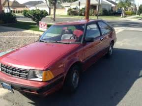 1982 Nissan Sentra For Sale 1982 Datsun Nissan Stanza Original Owner Low For