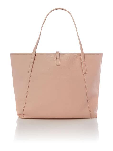 Tote Bag Big radley borough market light pink large tote bag in pink lyst