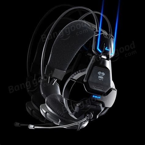 E Blue Cobra Gaming Headset Orange 1 e 3lue e blue cobra hs707 blue light gaming headset microphone us 24 00 sold out