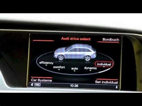 audi mmi jukebox audi a4 baujahr 2012 facelift farb fis mmi 3g