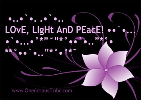 Image Gallery Love Peace And Light