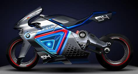 Bmw Motorrad Motogp by Bmw Electro Motorrad Moto Gp Concept On Behance