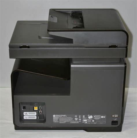 Printer Hp Officejet Pro X476dw hp officejet pro x476 x476dw inkjet mfp printer as is