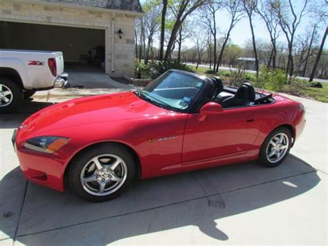how petrol cars work 2003 honda s2000 security system buy used 2003 honda s2000 base convertible 2 door 2 0l in la vernia texas united states for