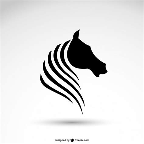 free logo design horse horse logo vector free download