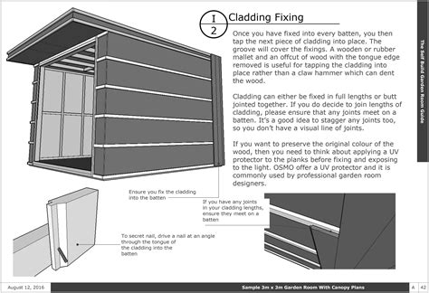how to plan a room complete guide self build garden offices