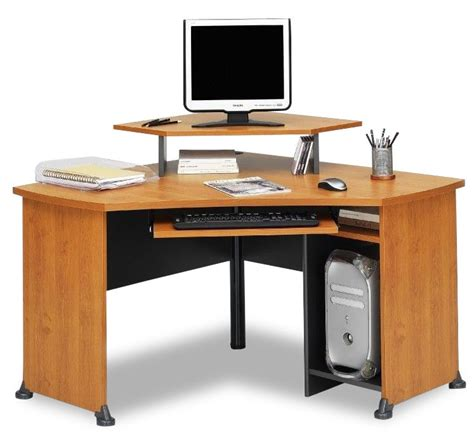 Corner Desk Monitor Stand Corner Desk With Monitor Stand Jazz Reality