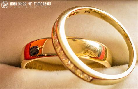 Wedding Ring Self Design by Self Taught Photographer Finds Unique Way To Shoot
