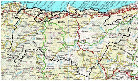 asturias mapa de carreteras resultados buscador bopa gobierno del principado de asturias