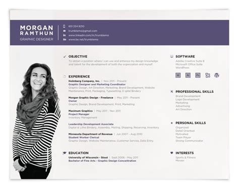 creative curriculum vitae video 413 best images about cv on pinterest cool resumes cv