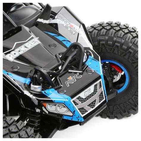 Vc Model 4wd Tiger Zap team losi automodello rock 4wd 1 10 rtr montata con avc blue los03009t2 casa