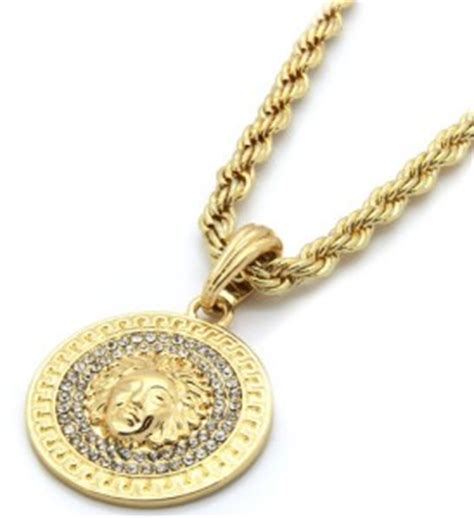 how to identify a gold chain
