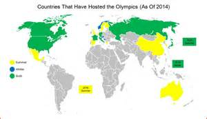 world map olympic host cities with maps 11 12 mixed knuts travel