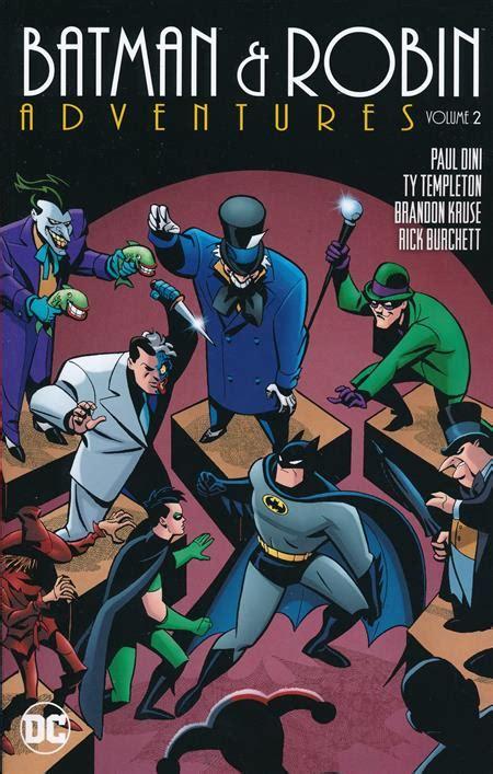 batman tp vol 2 batman and robin adventures tp vol 02 discount comic book service