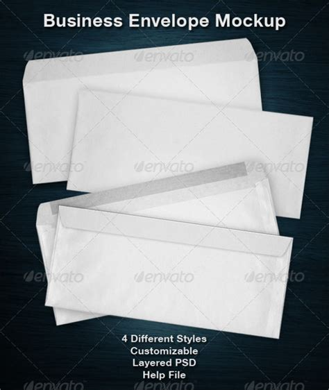 index card template indesign 12 business envelopes sle templates
