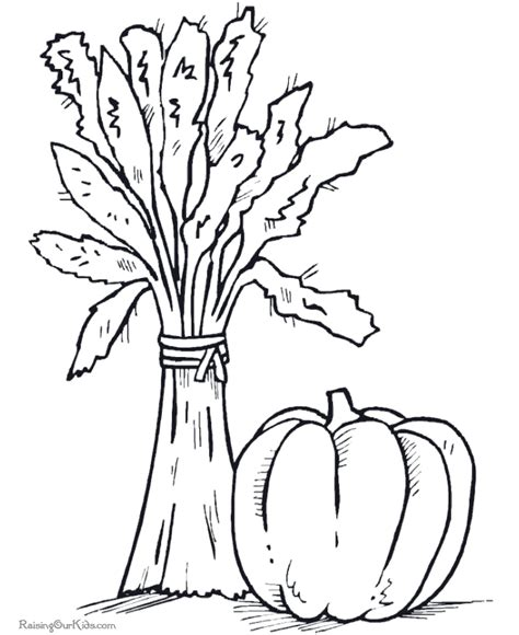 coloring page of thanksgiving food thanksgiving food coloring pages 012