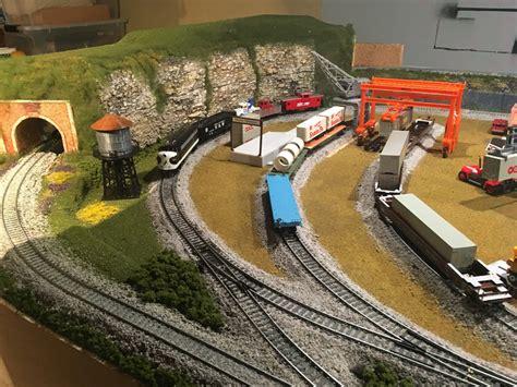 layout update model rick s 4x8 ho layout update model railway layouts