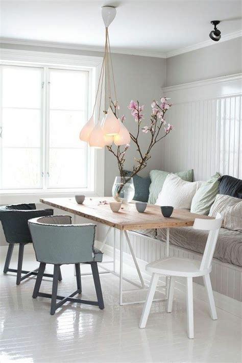 Esszimmer Naturholz by Die Besten 25 Skandinavischer Stil Ideen Auf