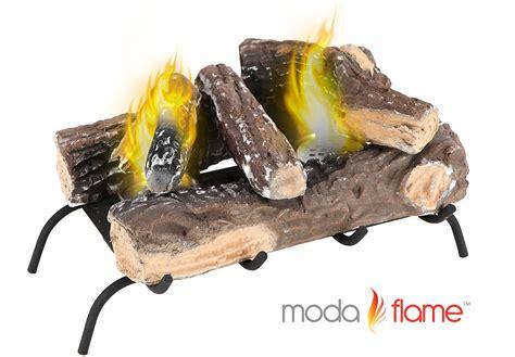 ethanol fireplace insert logs moda 18 quot convert to ethanol gas log fireplace burner