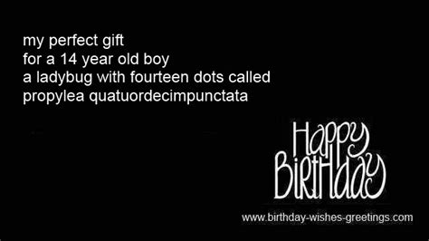 Birthday Quotes For 14 Year 14 Birthday Quotes Quotesgram