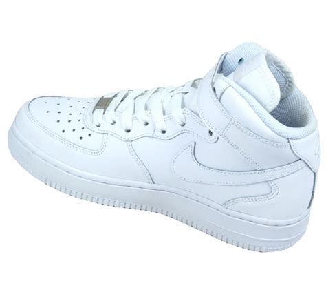 Nike Kid White nike air 1 white shoes for landau store