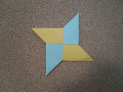Easy Origami Weapons - origami and oragami