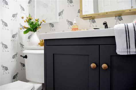 White Bedding Set Dark Gray Vanity Eclectic Bathroom Farrow And Ball