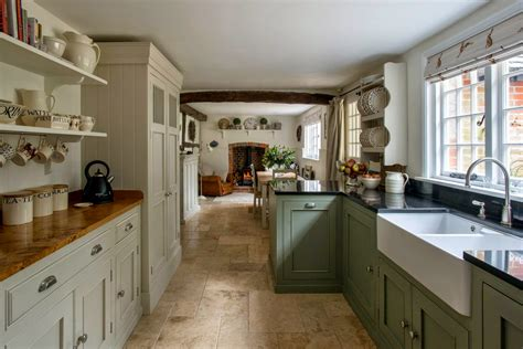 Country Kitchens by Coastal Ivory Country Kitchen Cabinets Country Kitchen