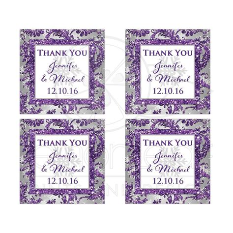 Wedding Favors Stickers by Wedding Favor Stickers Personalized Giftwedding Co