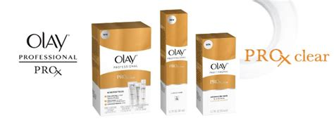 Produk Olay Pro X Clear product studies cosmetoscope page 3