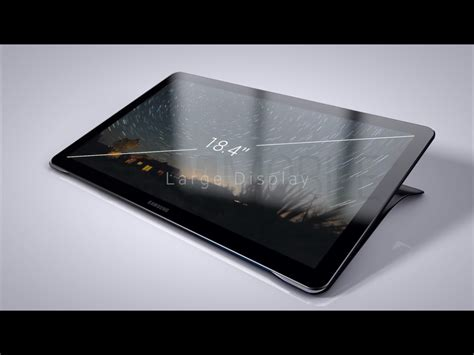 updated exclusive 18 4 inch samsung galaxy view images leak sammobile sammobile