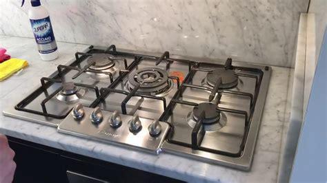 come pulire piano cottura acciaio come pulire piano cottura in acciaio