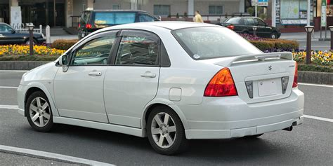 books about how cars work 2006 suzuki aerio security system file suzuki aerio 002 jpg wikimedia commons