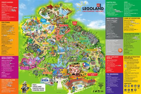 theme park maker download theme park brochures legoland california resort theme