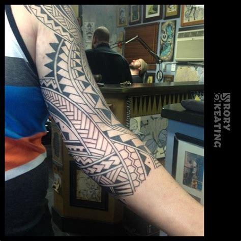 tribal tattoo san diego modern by rory keating guru san